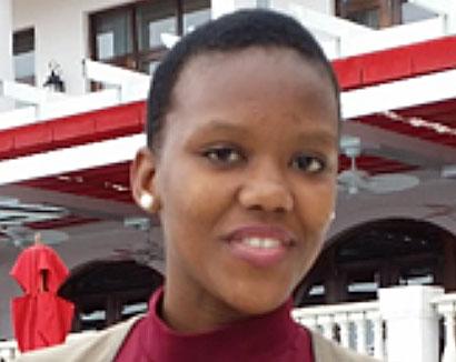 Minenhle S´ntohile Mthethewa